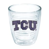TCU 12 oz Tervis Tumblers - Set of 4