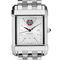 WashU Men's Collegiate Watch w/ Bracelet