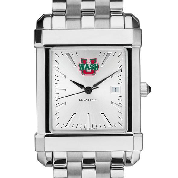 WUSTL Men's Collegiate Watch w/ Bracelet