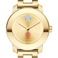 SC Johnson College Women's Movado Gold Bold