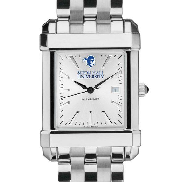 Seton Hall Men's Collegiate Watch w/ Bracelet - Image 1