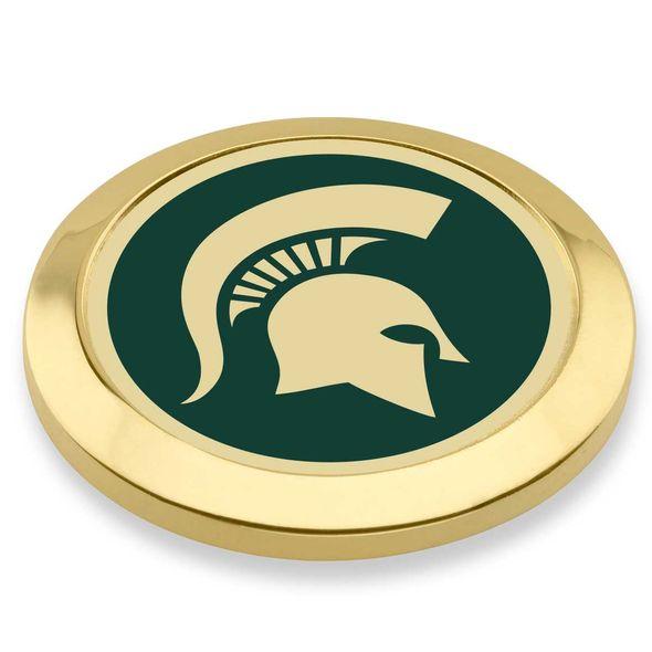 Michigan State University Enamel Blazer Buttons