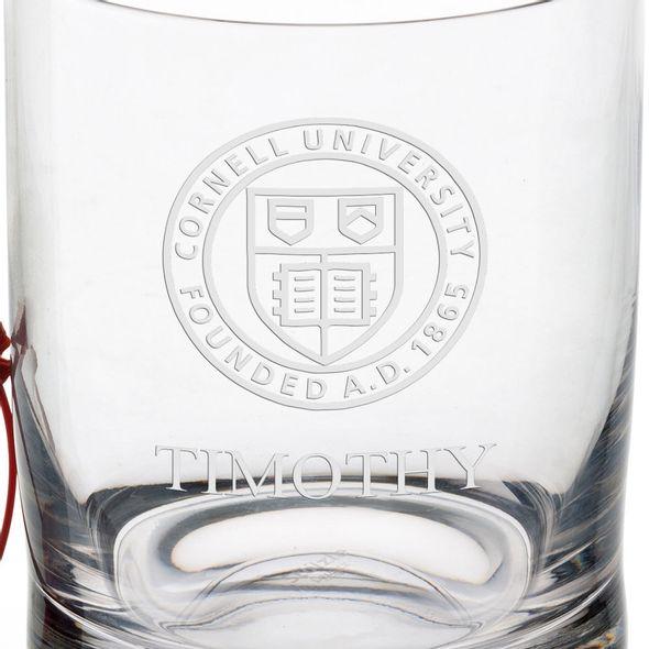 Cornell University Tumbler Glasses - Set of 4 - Image 3
