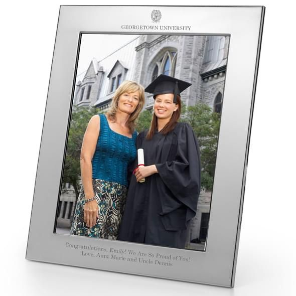 Georgetown Polished Pewter 8x10 Picture Frame - Image 2