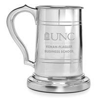 UNC Kenan-Flagler Pewter Stein