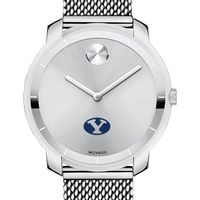 Brigham Young University Women's Movado Stainless Bold 36