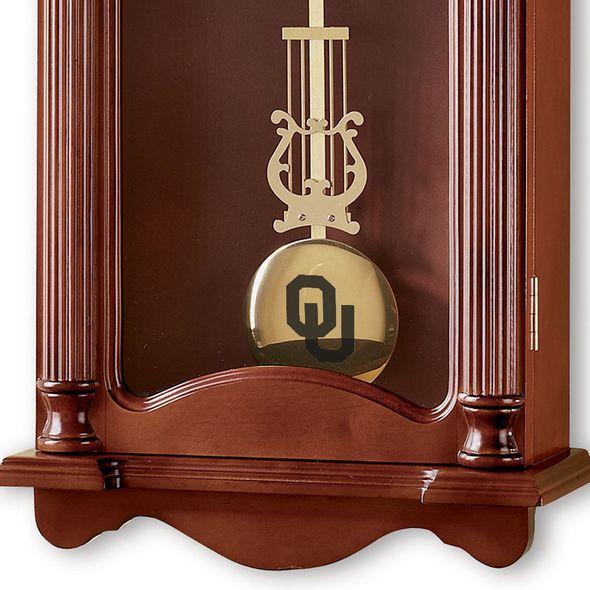 Oklahoma Howard Miller Wall Clock - Image 2