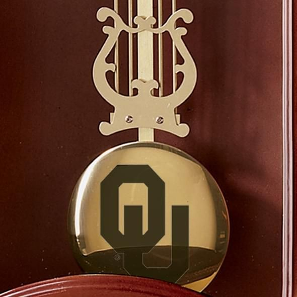 Oklahoma Howard Miller Wall Clock - Image 3