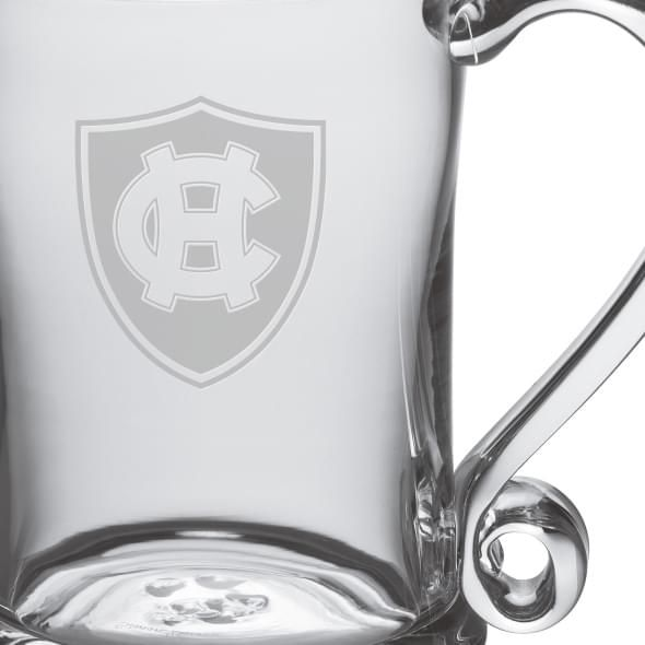 Holy Cross Glass Tankard by Simon Pearce - Image 2