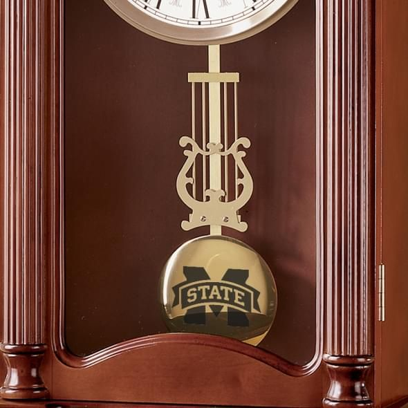 Mississippi State Howard Miller Wall Clock - Image 2