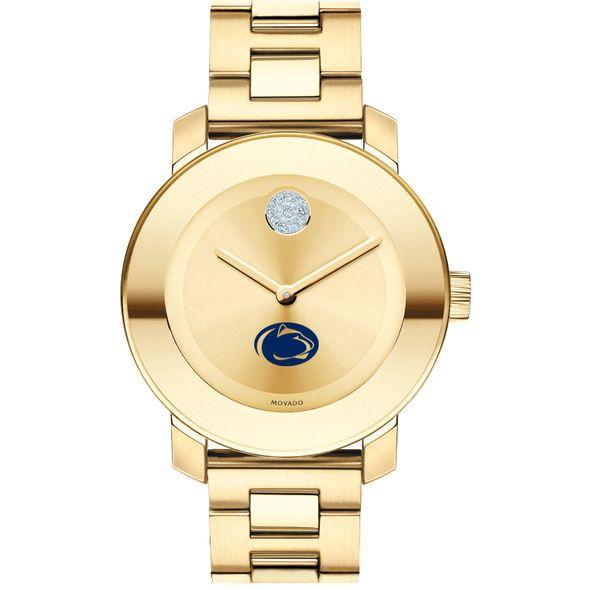 Penn State University Women's Movado Gold Bold - Image 2