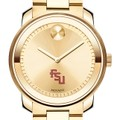 Florida State University Men's Movado Gold Bold - Image 1