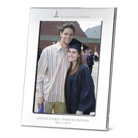 UVM Polished Pewter 5x7 Picture Frame