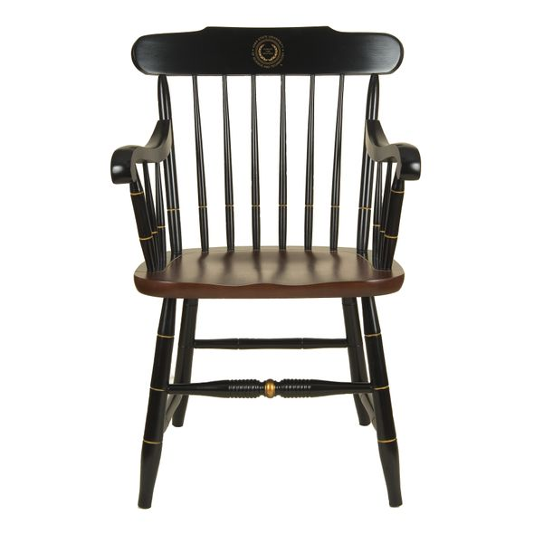 Iowa State University Captain's Chair by Hitchcock