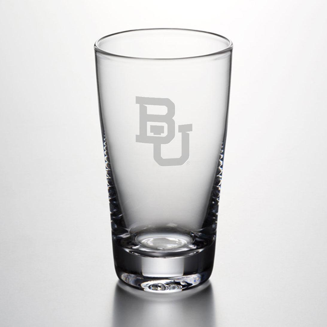Baylor Ascutney Pint Glass by Simon Pearce