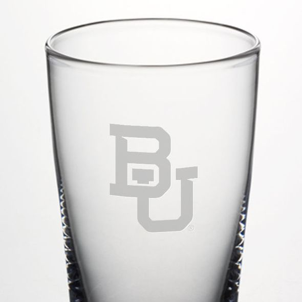 Baylor Ascutney Pint Glass by Simon Pearce - Image 2