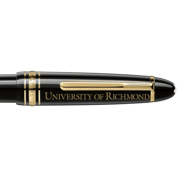 University of Richmond Montblanc Meisterstück LeGrand Ballpoint Pen in Gold - Image 2