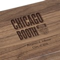 Chicago Booth Solid Walnut Desk Box - Image 3