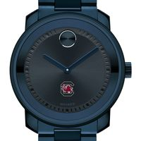 University of South Carolina Men's Movado BOLD Blue Ion with Bracelet
