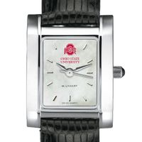 Ohio State Women's MOP Quad with Leather Strap