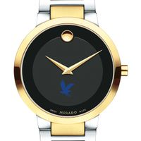 Embry-Riddle Men's Movado Two-Tone Modern Classic Museum with Bracelet