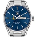 Virginia Commonwealth University Men's TAG Heuer Carrera with Day-Date - Image 1
