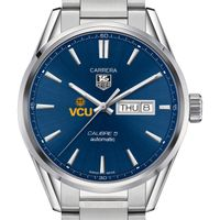Virginia Commonwealth University Men's TAG Heuer Carrera with Day-Date