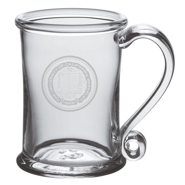 Berkeley Glass Tankard by Simon Pearce - Image 1