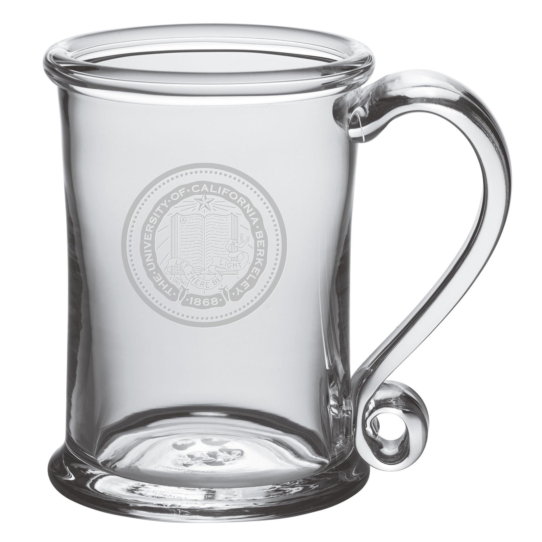 Berkeley Glass Tankard by Simon Pearce