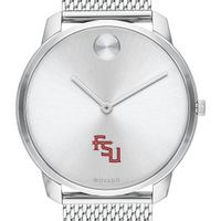 Florida State University Men's Movado Stainless Bold 42
