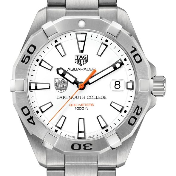 Dartmouth College Men's TAG Heuer Steel Aquaracer