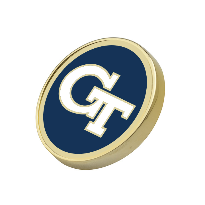 Georgia Tech Lapel Pin - Image 1
