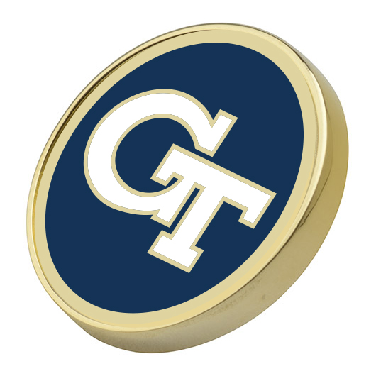Georgia Tech Lapel Pin - Image 2