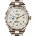 Creighton Shinola Watch, The Vinton 38mm Ivory Dial - Image 1