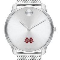 Mississippi State Men's Movado Stainless Bold 42