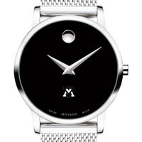 Virginia Military Institute Women's Movado Museum with Mesh Bracelet