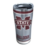 MS State 20 oz. Stainless Steel Tervis Tumblers with Hammer Lids - Set of 2