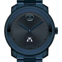 Virginia Military Institute Men's Movado BOLD Blue Ion with Bracelet
