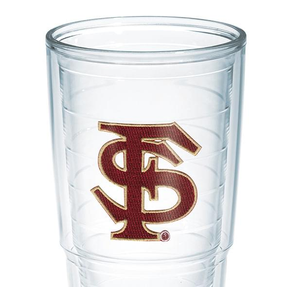 Florida State 24 oz. Tervis Tumblers - Set of 4 - Image 2