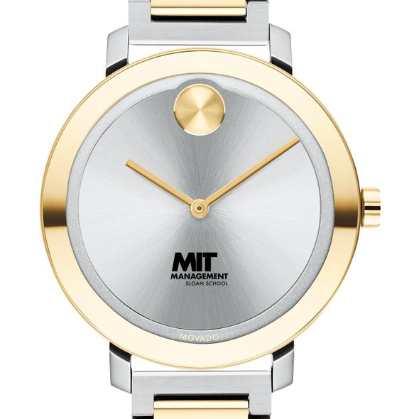 MIT Sloan School of Management Women's Movado Two-Tone Bold 34 - Image 1