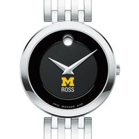 Michigan Ross Women's Movado Esparanza Stainless Steel Museum with Bracelet