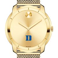 Duke University Men's Movado Gold Bold 44