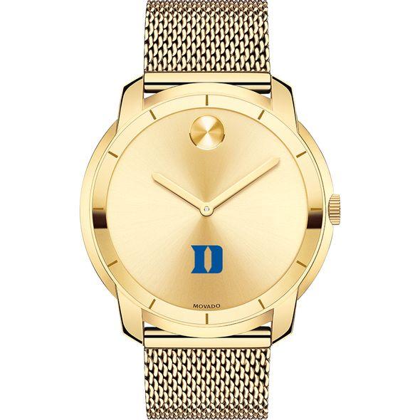 Duke University Men's Movado Gold Bold 44 - Image 2