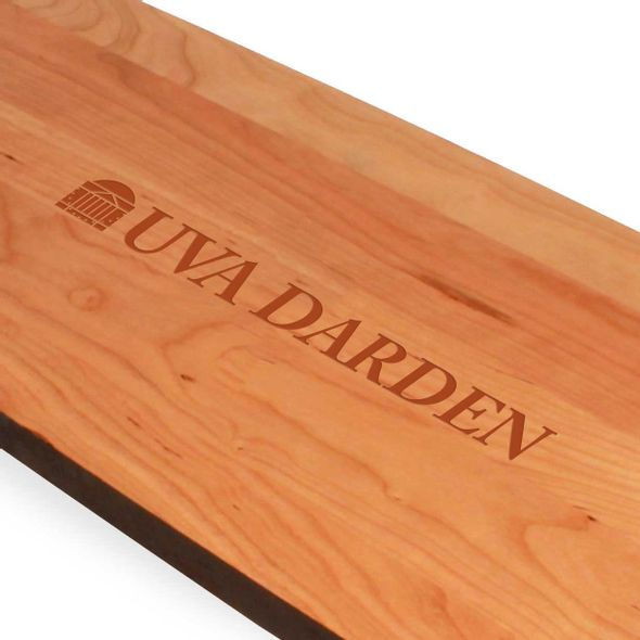 UVA Darden Cherry Entertaining Board - Image 2