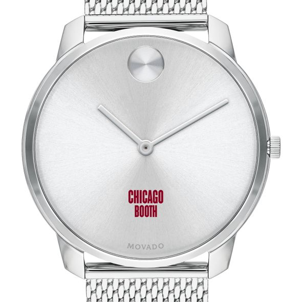 Chicago Booth Men's Movado Stainless Bold 42