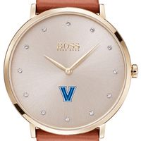 Villanova University Women's BOSS Champagne with Leather from M.LaHart
