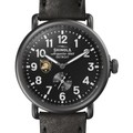 West Point Shinola Watch, The Runwell 41mm Black Dial - Image 1