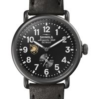 West Point Shinola Watch, The Runwell 41mm Black Dial