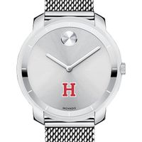 Harvard University Women's Movado Stainless Bold 36
