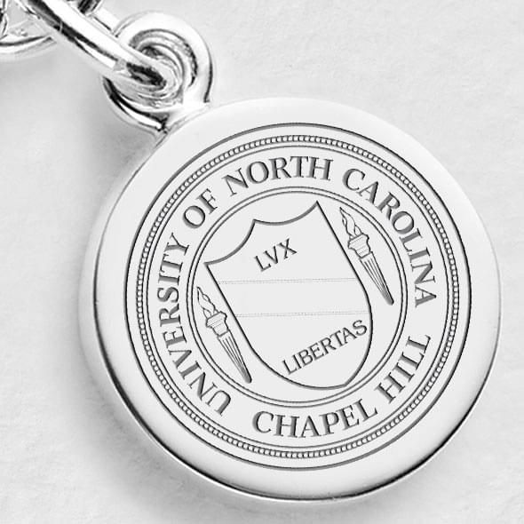 UNC Sterling Silver Charm - Image 2